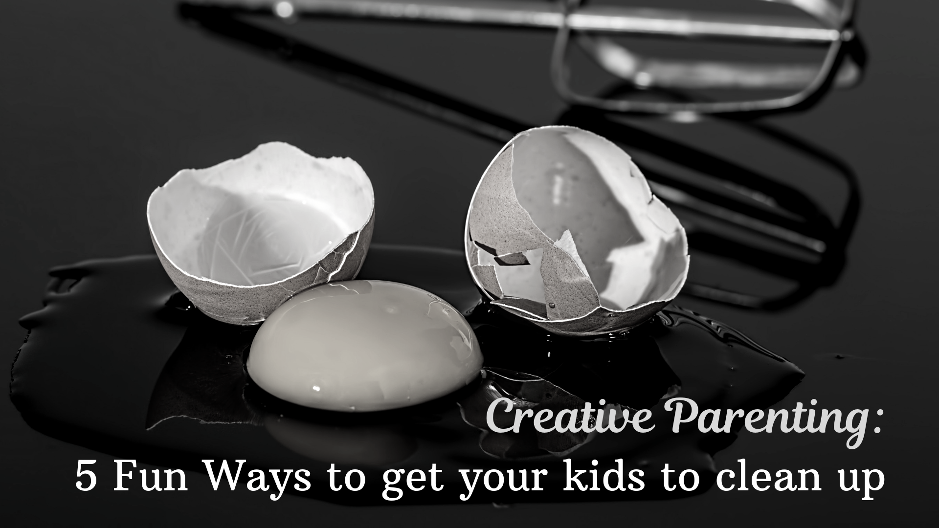 5 Fun Ways to Get Your Kids to Clean Up