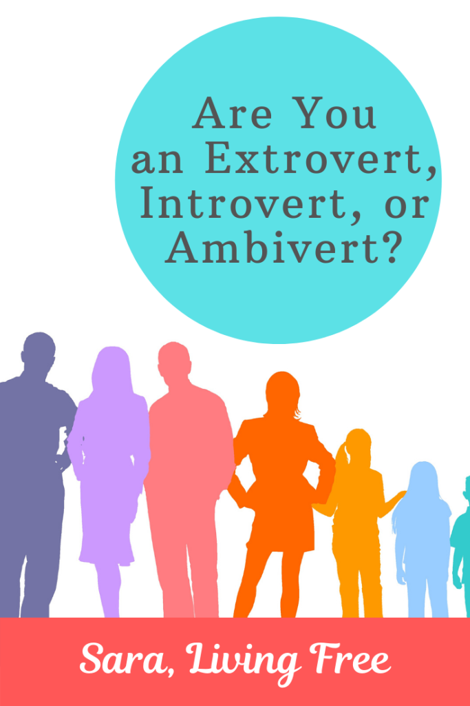 You may not be what you think you are. Keep reading to find out how I've lived as all three – extrovert, introvert, and ambivert – and how I've come to embrace who I am today without trying to control tomorrow.