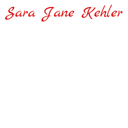 Author and blogger Sara Jane Kehler