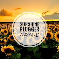 Feeling Honored: Sunshine Blogger Award