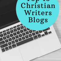 Top 15 Christian Writers Blogs: Aw... Who Knew?