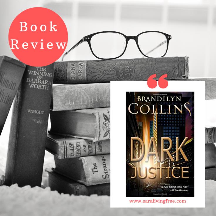 book review dark justice brandilyn collins