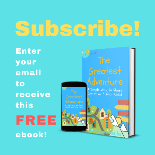 Subscribe to Sara, Living Free to receive free ebook The Greatest Adventure