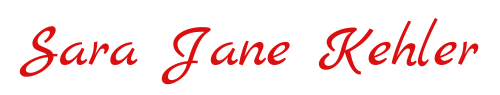 www.saralivingfree.com signature